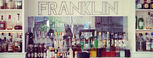 Franklin Bar & Kitchen is one of Lugares guardados de Tatiana.
