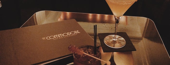 The Commodore Bar and Restaurant is one of Minneapolis, MN.