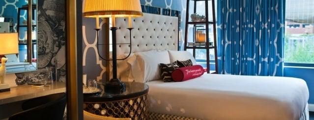 Kimpton Hotel Monaco Philadelphia is one of The Bitches' Guide to Philadelphia.