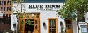 Blue Door Kitchen & Garden is one of Best Chicago Brunches, 2016.