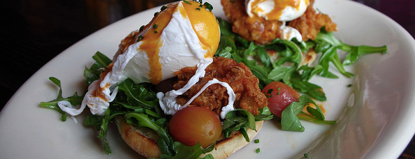 Quality Crab & Oyster Bah is one of Best Brunch Bites in Chicago, 2016.