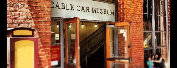 San Francisco Cable Car Museum is one of San Fran Trip!.