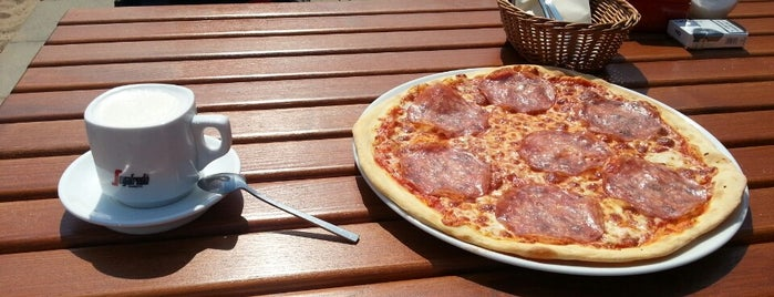 Allermunde - Die Pizza-Manufaktur is one of Gespeicherte Orte von N..