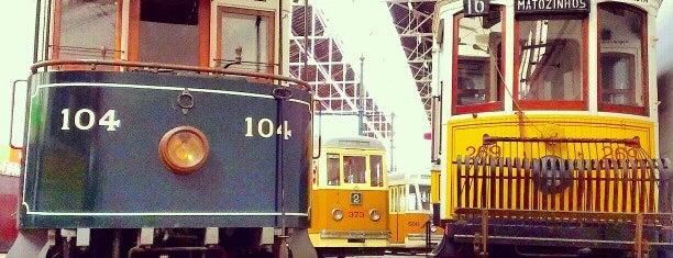 Museu do Carro Eléctrico do Porto is one of Portugal.