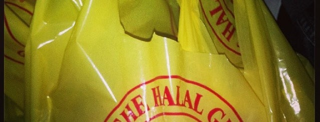 The Halal Guys is one of New york.
