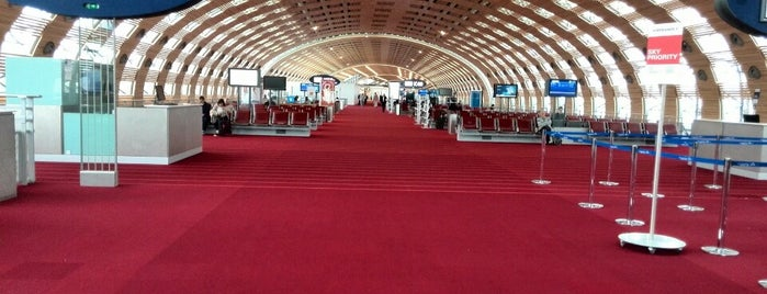 Paris Charles de Gaulle Havalimanı (CDG) is one of Airports I've Landed.
