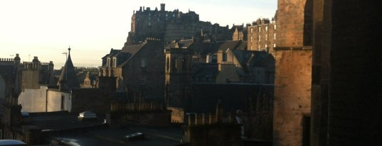 The Outsider is one of Edinburgh.