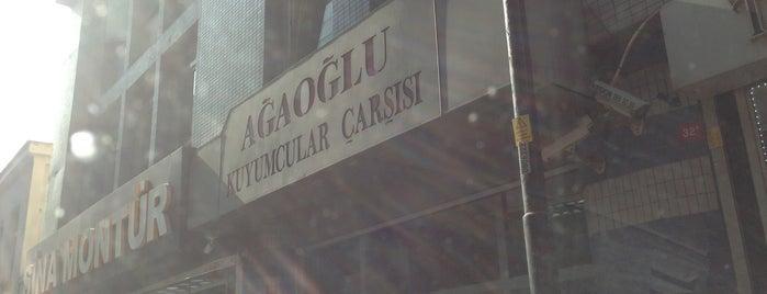 Agaoğlu Kuyumcular Çarşısı is one of Orte, die ཿ༄ོ EKЯEM༄ོོོཿ gefallen.
