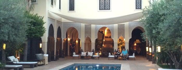 La Villa Des Orangers Hotel Marrakech is one of International: Hotels.