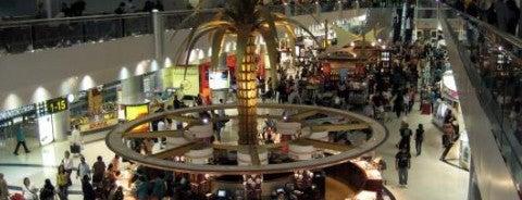 Dubai Uluslararası Havalimanı (DXB) is one of DUBAI.