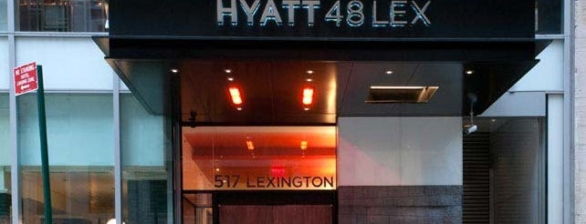 Hotel 48LEX New York is one of NEW YORK.