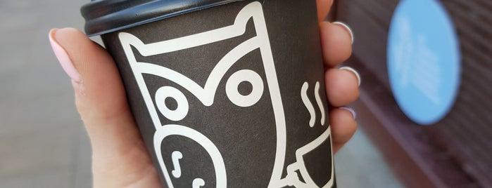 Грамотный кофе is one of สถานที่ที่ Tiffany ถูกใจ.