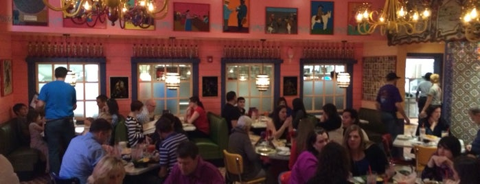 Chuy's is one of Florida.