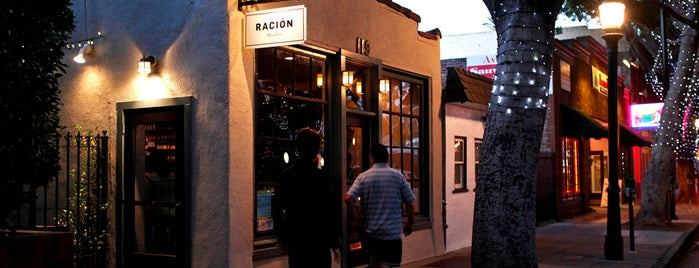 Ración is one of Jonathan Gold 101.