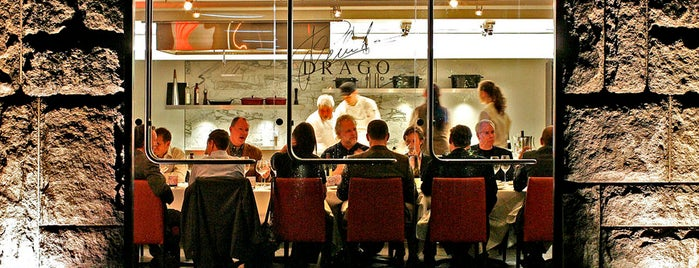 Drago Centro is one of Jonathan Gold 101.