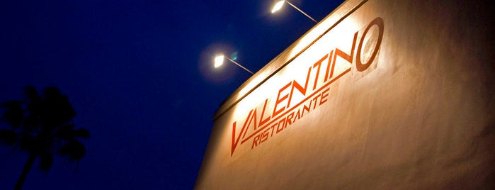 Valentino Italian Restaurant is one of Arthur's Great Place To Eat.
