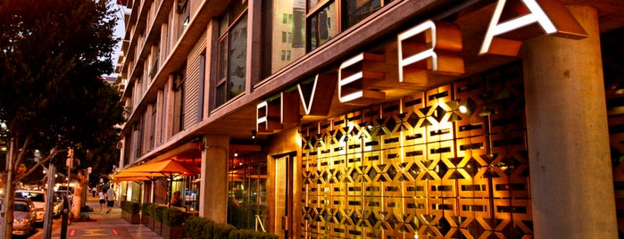 Rivera Restaurant is one of Jonathan Gold 101.