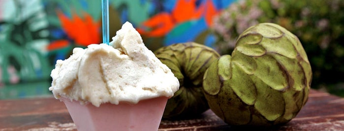 Bulgarini Gelato is one of Jonathan Gold's Best Cheap Eats.