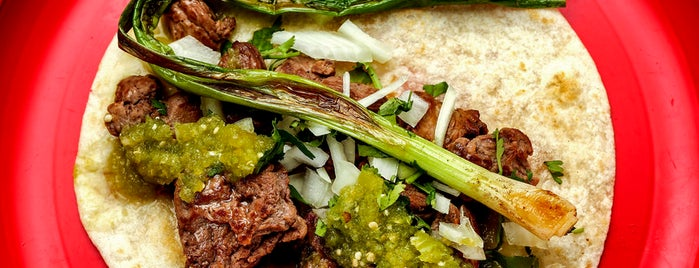 Colonia Taco Lounge is one of Jonathan Gold's Best Cheap Eats.