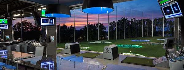 Topgolf is one of 7 Spots for Late-Night Atlanta Fun.