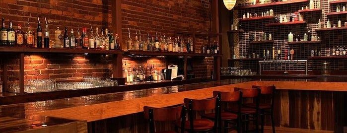 Edgewood Speakeasy is one of 4 of Atlanta's Best Speakeasies.