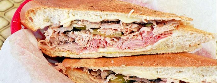 Havana Restaurant is one of Atlanta food tour: Cuban sandwiches.