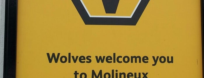 Molineux Stadium is one of Summer Events To Visit....