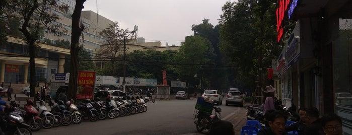Hải Xồm is one of Hanoi.