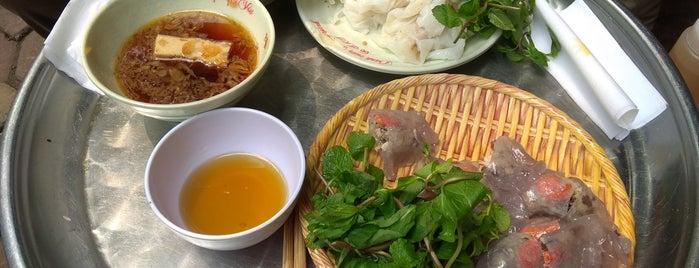Bánh Cuốn Thanh Trì Bà Hoành is one of Gespeicherte Orte von 범우.