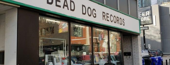 Dead Dog Records is one of Orte, die Soy gefallen.