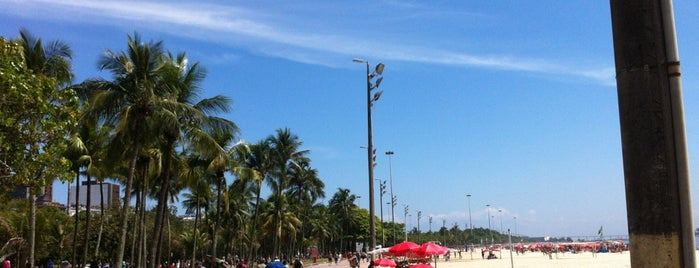 Praia do Flamengo is one of Rômulo 님이 좋아한 장소.