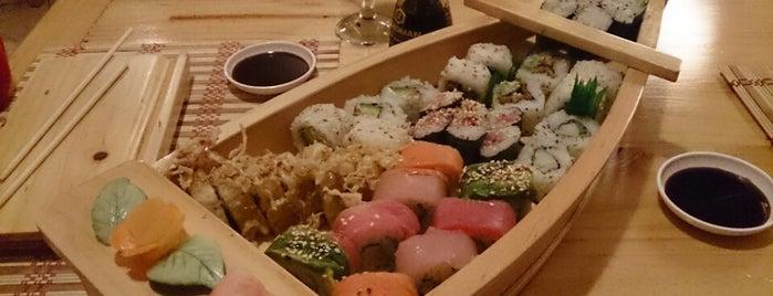 Saisaki Restaurant is one of Tempat yang Disimpan Mark.