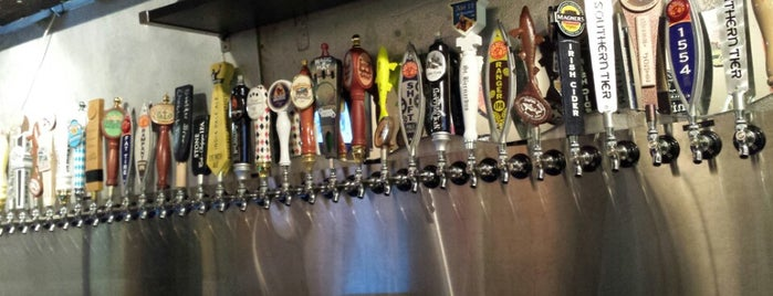Empire State Pizza and Growlers is one of New Atlanta 3.