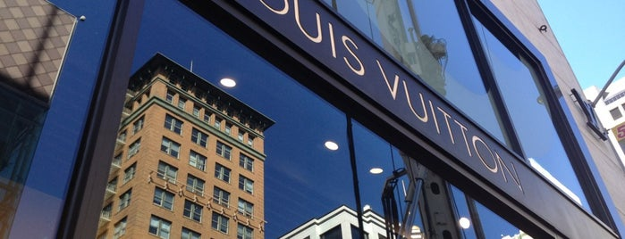 Louis Vuitton is one of California, CA.
