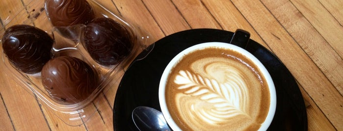 Ascension is one of 15 Top Coffee Shops in Dallas.