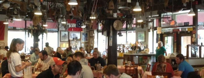Big Ed's City Market Restaurant is one of Raleigh's Best American - 2013.
