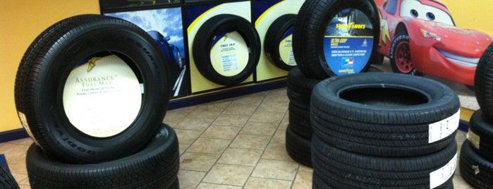 Quality Auto Services is one of Lenna : понравившиеся места.