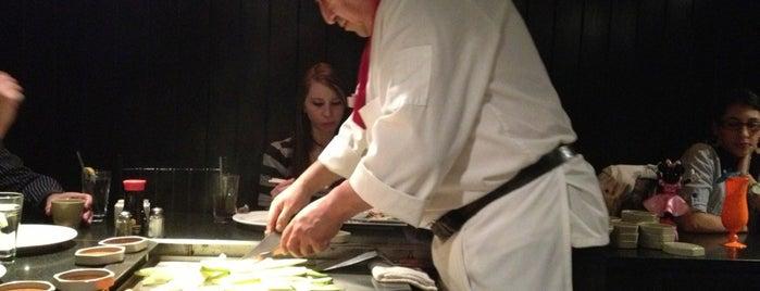 Arirang Hibachi Steakhouse and Sushi Bar is one of สถานที่ที่ María Paz ถูกใจ.