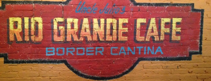 Uncle Julio's Rio Grande Cafe is one of US: VA Restaurants.