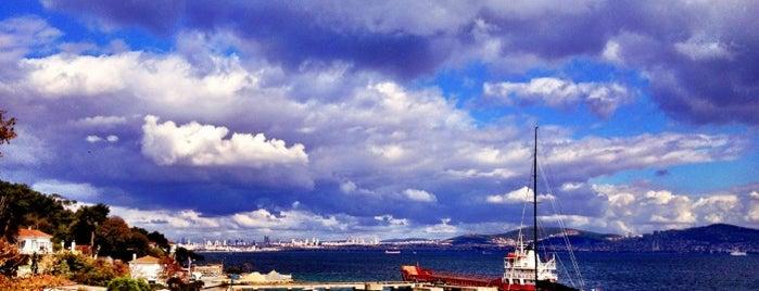 Adalar Su Sporları Kulübü is one of Istanbul places to visit.