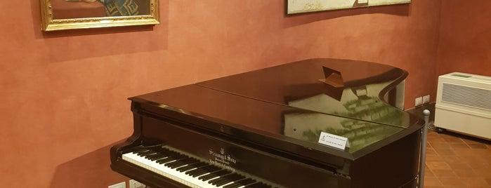 Casa Natale di Giacomo Puccini is one of adyglio'nun Beğendiği Mekanlar.