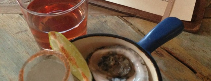 The Wayland is one of Uber's Guide to New York Oyster Week.