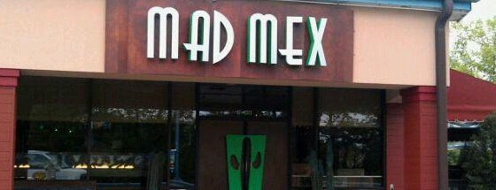 Mad Mex is one of Julie 님이 좋아한 장소.