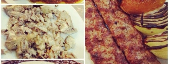 Behrouz Persian Cuisine is one of Dennis : понравившиеся места.