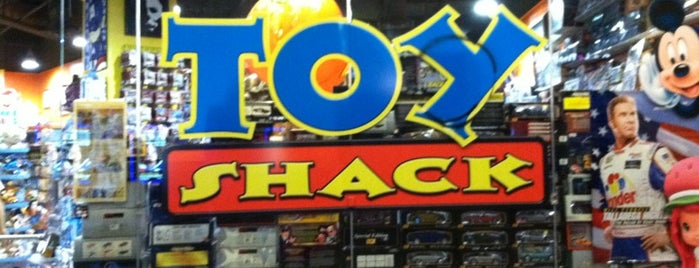 Toy Shack is one of Shiloh 님이 좋아한 장소.