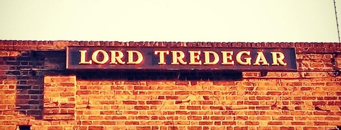The Lord Tredegar is one of London - Dec 2019.