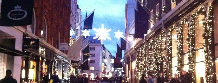 Bond Street is one of Trips / London.