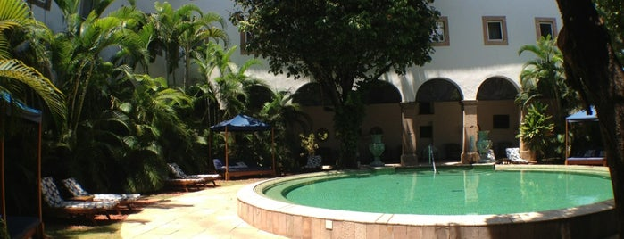 Pestana Convento do Carmo Hotel is one of Hoteis Brasil.