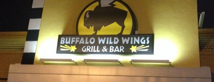 Buffalo Wild Wings is one of National Redskins Rally Bars.