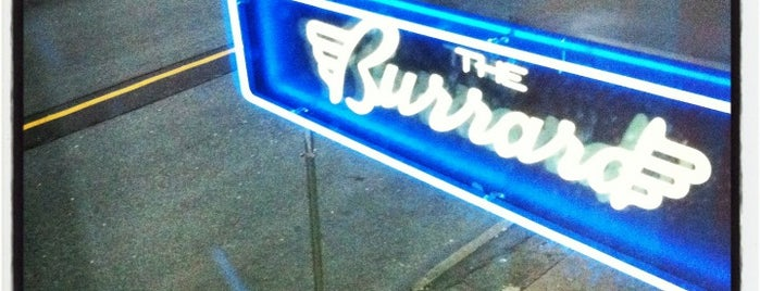 The Burrard is one of Vancouver City Guide 2014.
